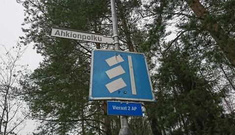 Ahkionpolku