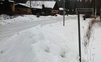aholankatu-kyltti