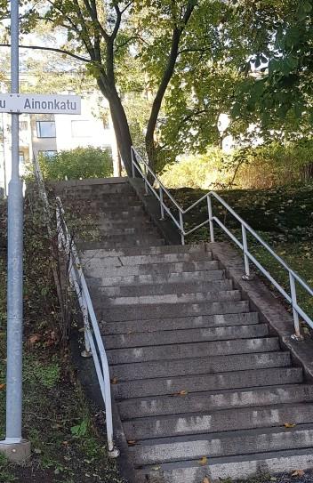 ainonkatu portaat
