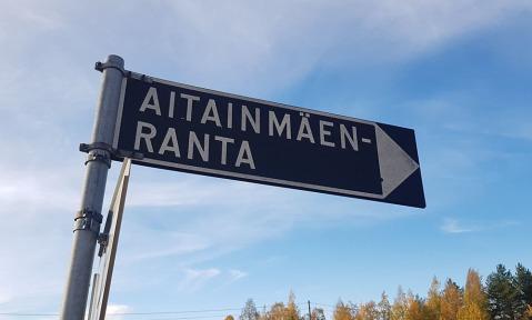 Aitainmäenranta