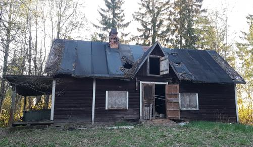alpunkuja talo